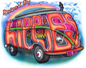 (Los Hippies son un movimiento social)
