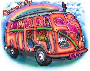 (Los Hippies son un movimiento social)