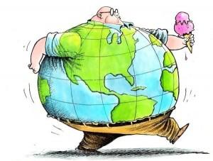 (La obesidad es una enfermedad reconocida por la OMS)
