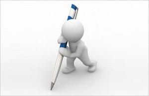 (Redactar es desarrollar una idea por escrito)
