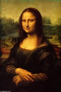 (La Gioconda de Da Vinci es un emblema del Renacimiento)